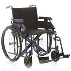 Sedia a rotelle comby mille carrozzina pieghevole ad for Sedia a rotelle doppia crociera
