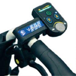 DISPOSITIVO DI TRAZIONE PER CARROZZINA ELETTRICO V-DRIVE - versione standard