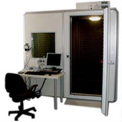CABINA AUDIOMETRICA - 45 dB - ventilazione interna