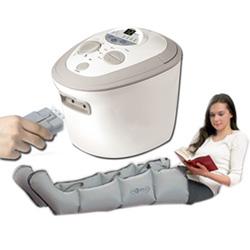 PRESSOTERAPIA SEMI-PROFESSIONALE MAYLEA - (domiciliare - ospedaliero) Drenaggio, Circolazione e Massaggio