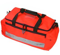BORSA EMERGENZA SOCCORSO PROFI BAG - 60x25xh.27cm - vuota - rossa