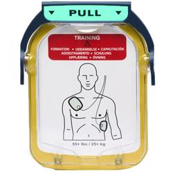 COPPIA DI ELETTRODI TRAINING ADULTO - per defibrillatore Philips HS1
