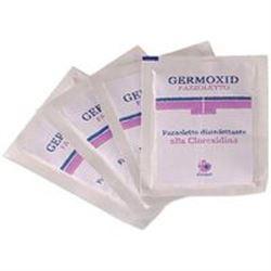 FAZZOLETTI DISINFETTANTI GERMOXID alla clorexidina
